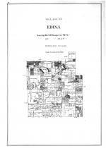 Edina Village, Hennepin and Ramsey Counties 1898